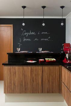 Cozinhas Decoradas (Foto: Reprodução)