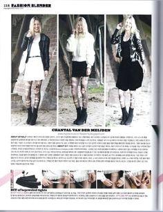 Vogue Girl Korea DIY or Die + DIY tutorial | cocorosa
