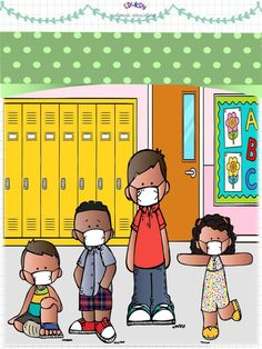Action Verbs, Acrylic Painting Tutorials, Science Biology, Classroom Themes, Homeschool, Clip Art, Teaching, Comics, Children