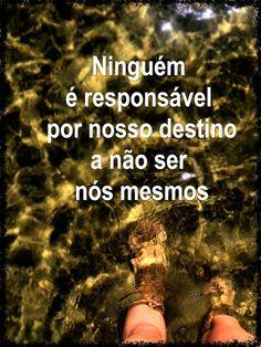 Frase & Imagem: Destino
