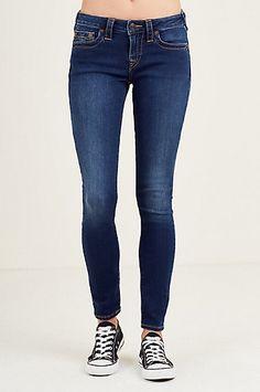 Skinny-fit cropped mid-grey jeans in power-stretch denim BOSS 7NiPA1