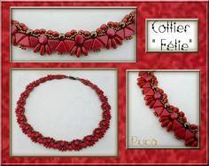 Planche Félie rouge