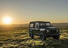Land Rover Defender 90 Td4 soft top TWISTED. Absolutely nice