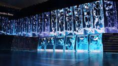 Frankfurt Mercedes - Benz GLA and S - Klasse Coupe Concept presentation Interactive Projection, Frankfurt, Mercedes Benz, Stage, Presentation, Concept, Outfit, Room, Anime