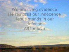 We are Free ~ Aaron Shust ~lyrics vid