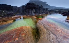 Monte Roraima. Brasil <3