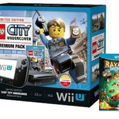 Nintendo-Wii-U-Console-32GB-Premium-Pack-with-Rayman-Legends-And-LEGO-City-Undercover-Black-0
