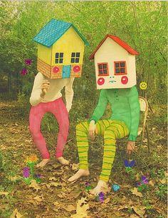 By Justin Wallis, Homebodies series