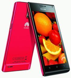 Huawei Ascend P1 - Gewinnspiel
