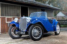 1935 Singer Nine Le Mans