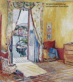 Hans Purrmann, Hafen von Porto d'Ischia, 1924, Auktion 1070 Moderne Kunst, Lot 327