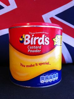 Bird's Custard Powder (300g)