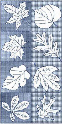 Advanced Embroidery Designs - Leaf Block Set Set of 8 Machine Embroidery Designs Advanced Embroidery, Embroidery Leaf, Silk Ribbon Embroidery, Hand Embroidery Patterns, Applique Patterns, Machine Embroidery Designs, Embroidery Stitches, Quilt Patterns, Embroidery Kits