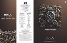 Raco Switzerland advertising - GQ  2017