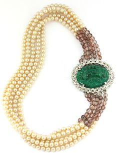 House of Lavande, Vintage Costume and Couture Jewelry | Shop Vintage Necklaces | Palm Beach, Florida