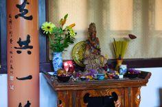 Altar #meditation #china #spiritual