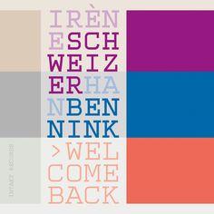 Welcome Back by Irène Schweizer - Han Bennink | Intakt Records