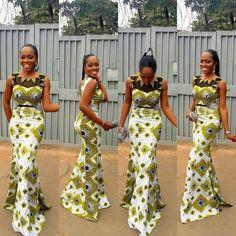10 Creative Aso Ebi Styles Ankara This Week African Print Dresses, African Dresses For Women, African Print Fashion, Africa Fashion, African Attire, African Wear, African Fashion Dresses, African Women, African Prints