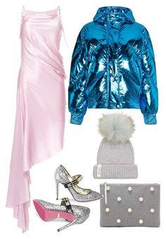 """""""Untitled #2829"""" by moxieremon on Polyvore featuring Ienki Ienki, Marques'Almeida, Bobbl and Gucci"""