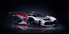 35 Unofficial Concept Car Designs You Will Wish Were Real Electric Super car racing (London) Gt Cars, Race Cars, Super Car Racing, Futuristic Cars, Japanese Cars, Modified Cars, Nissan Skyline, Amazing Cars, Sport Cars