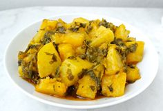 Potatoes and Celery Greek