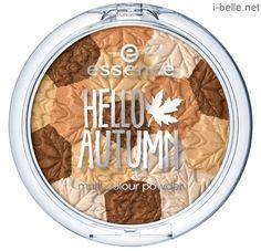 Fall 2014: Essence Hello Autumn Collection - Multi Colour Powder