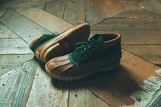 visvim Fall Winter Shoes Skagway Hi Decoy Duck Mid Folk Huron Mesh Moc Folk