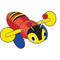 The Kiwiana capital of the world! Bee News, Bee Drawing, Buzzy Bee, Kiwi Bird, Farm Dogs, Unique Poster, Bee Tattoo, Kiwiana, Bee Art