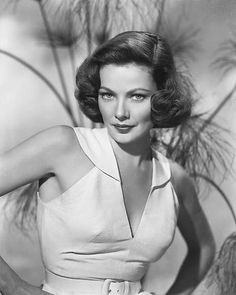 Gene Tierney - The Mating Season - 1951