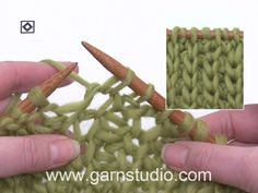 Here you'll find more than free knitting patterns and crochet patterns with tutorial videos, as well as beautiful yarns at unbeatable prices! Aran Knitting Patterns, Knitting Stitches, Free Knitting, Crochet Patterns, Drops Design, Drops Kid Silk, Drops Alpaca, Magazine Drops, Herringbone Jacket