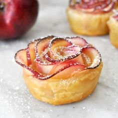 Apple Roses by Cooking with Manuela.