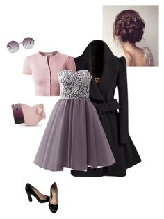 """""""Untitled #860"""" by beauty-lays-within ❤ liked on Polyvore featuring LE3NO, Miu Miu, Kate Spade, Monki, simple, fashionista and 2017"""