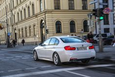 #BMW #F30 #330e #Sedan #eDrive #M #Package #Winter #Snow #Test #Electric #Charging