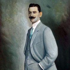 """""""Sombra"""", del puertorriqueño José de Diego (1866-1918), es el poema clásico que he escogido para ti esta semana. http://ciudadseva.com/textos/poesia/ha/dediego/sombra.htm"""