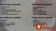 Zabudnite na trojobal, toto vystrelí rezne na celkom novú úroveň: 9 top receptov na najlepšie cestíčko! Slovak Recipes, Personalized Items, Food, Hampers, Xmas, Essen, Meals, Yemek, Eten
