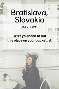 bratislava, slovakia, travel, weekend, travelling, why go to bratislava, things to do in bratislava, bratislava slovakia,