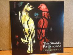 THE KORGIS. THIS WORLD'S FOR EVERYONE. CD - SANNI RECORDS - 1992 - 12 TEMAS. CALIDAD LUJO.