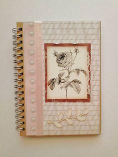 Baranova / ružový zápisníček Nathalie