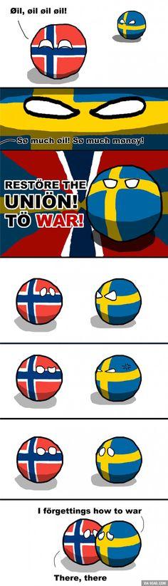 Poor Swedenball