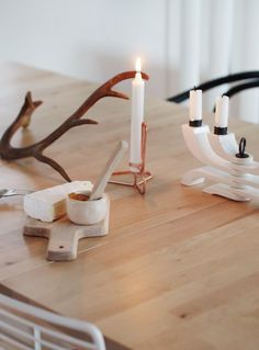 Candles, cheese & fig jam - Coco Sweet Dreams | Lily.fi