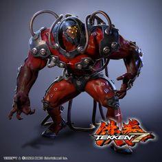 Gigas - The Tekken Wiki - Tekken 6, Tekken 5, Tekken 3, and more