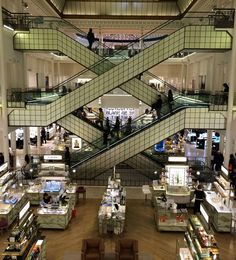 A trip to Paris isn't complete without a visit to one of the arguably chicest department stores in the world: Le Bon Marché.