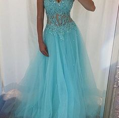 Prom Dresses Tight, New Arrival Prom Dress,Modest Prom Dress,Mint Green Long Tulle Prom Dresses Sweetheart Neckline With Lace Appliques 2018 Fest We Dresses Short, Prom Dresses 2018, Modest Dresses, Formal Dresses, Dress Long, Formal Prom, Bridesmaid Dresses, Wedding Dresses, Sweetheart Prom Dress