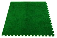Incstores Soft Turf Tiles 3ft X 3ft X 5 8in 6 Tiles 54