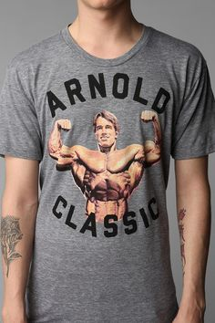 Homage Arnold Classic Tee  #UrbanOutfitters