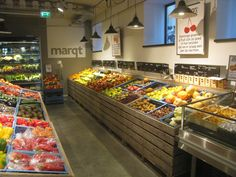 Marqt opened the doors of it's first store in Amsterdam in 2008. Since then, it has opened a further 5 stores in the city and ...