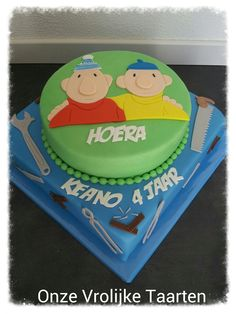 buurman en buurman taart voor wouters verjaardag