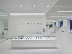Jin Wang Bridal - San Francisco, CA - Bridal Shop
