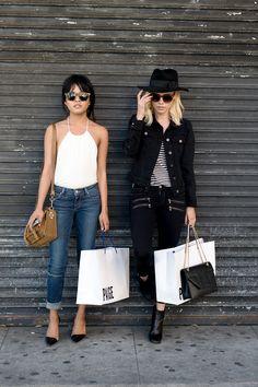 Paige Denim x Always Judging x Lustt For Life Transcend Denim Jeans Skinny Jeans