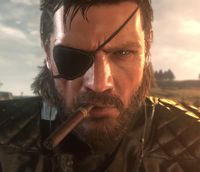 Big Boss, real name John, also known as Jack, and formerly known as Naked Snake…